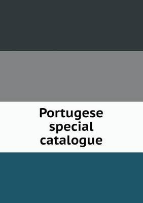 Portugese Special Catalogue