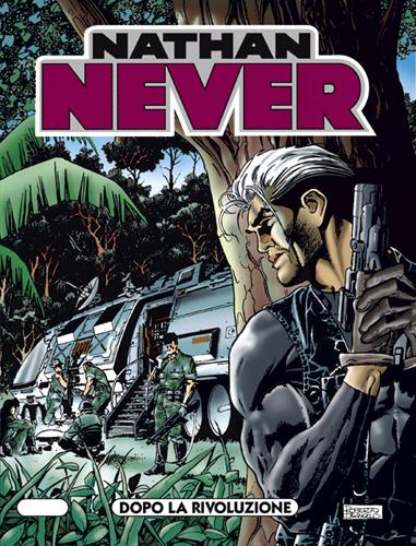 Nathan Never n. 80