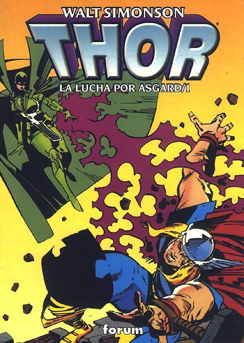 Thor: La lucha por Asgard #1