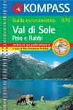 Guida turistica n. 976. Italia. Val di Sole, Peio e Rabbi