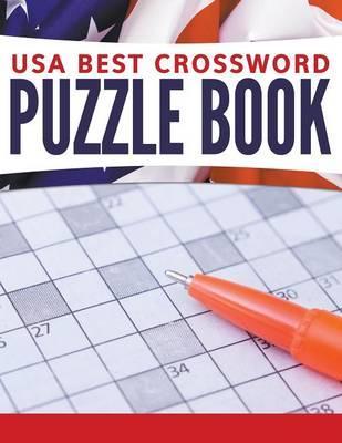 USA Best Crossword Puzzle Book