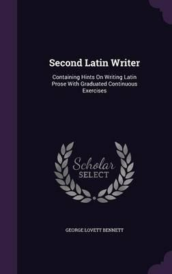 Second Latin Writer