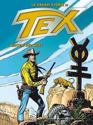 Le grandi storie di Tex n. 8