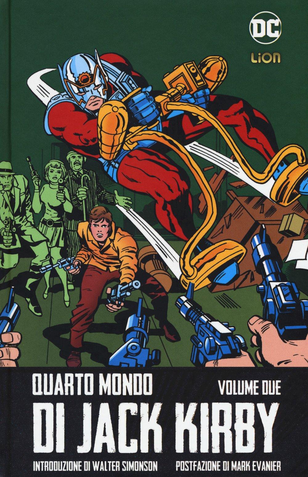 Quarto Mondo di Jack Kirby vol. 2