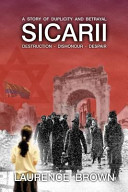 Sicarii Destruction-dishonour-despair a Story of Duplicity and Betrayal