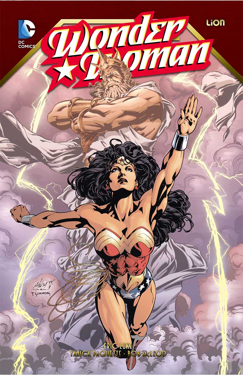 Wonder Woman di Yanick Paquette n. 5