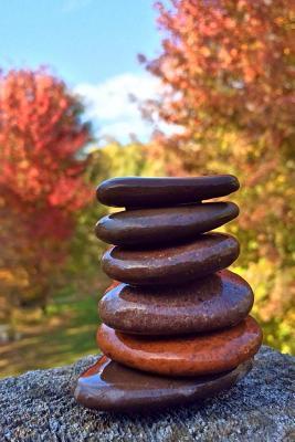 Zen Cairn Stack of S...