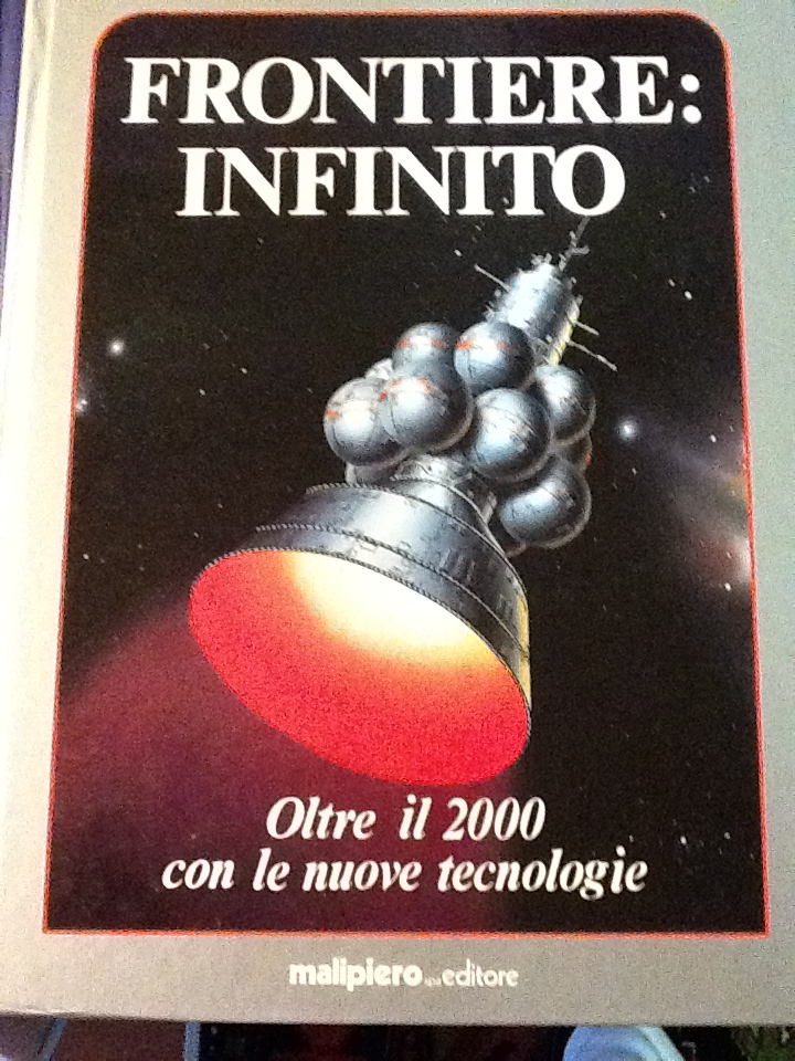 Frontiere infinito