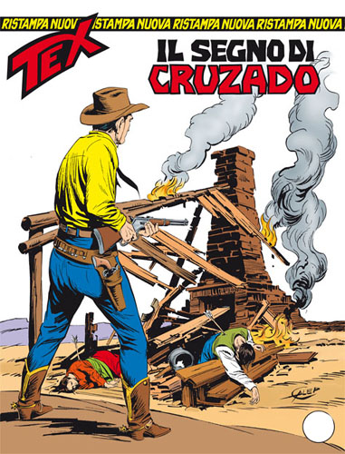 Tex Nuova Ristampa n. 243