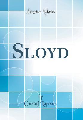 Sloyd (Classic Reprint)