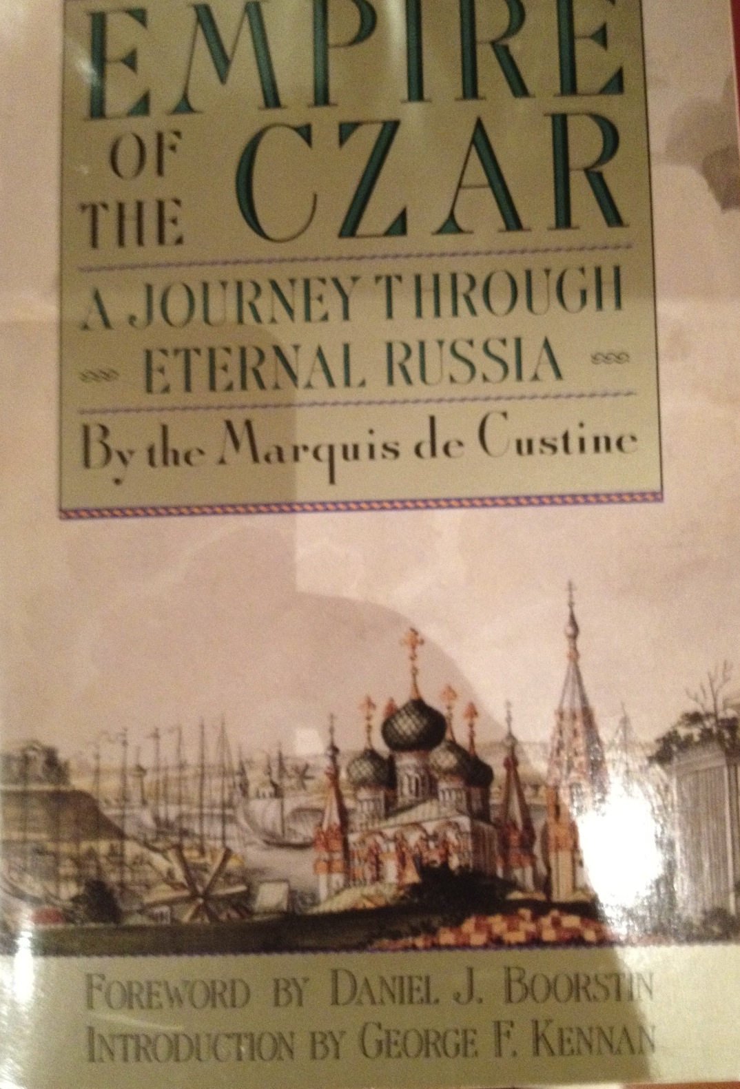 Empire of the Czar