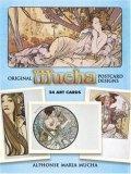 Original Mucha Postcard Designs