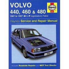 Volvo 440, 460 and 480