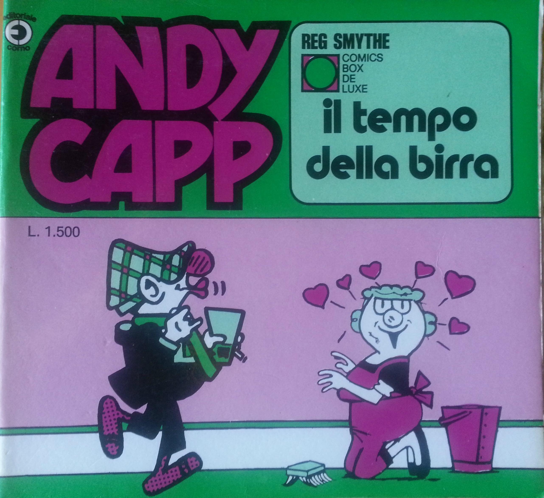 Andy Capp: il tempo ...