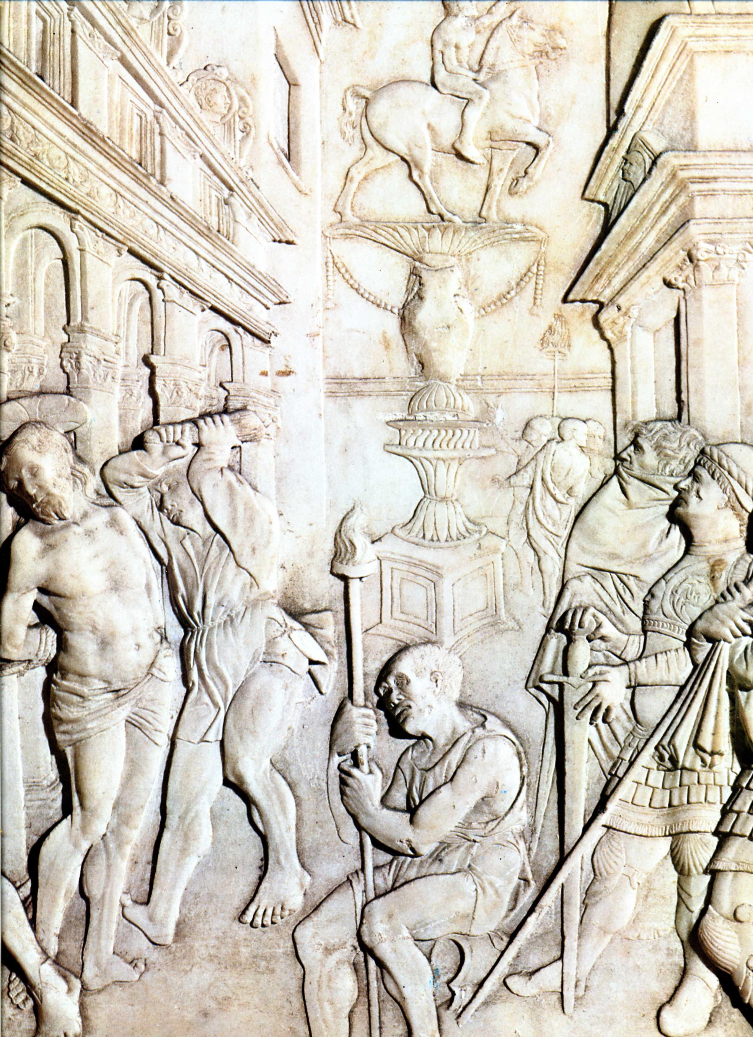 La cappella Colleoni e il Luogo Pio della Pietà in Bergamo