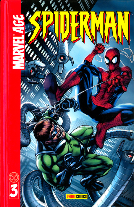 Marvel Age: Spiderma...