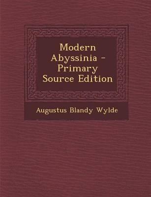 Modern Abyssinia - P...
