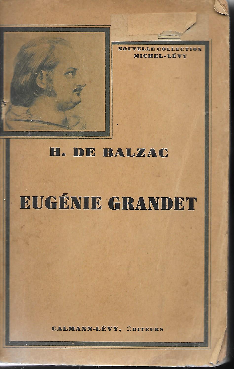 Scènes de la vie de province: Eugénie Grandet