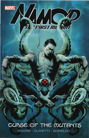 Namor: The First Mut...