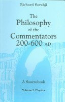The Philosophy of the Commentators, 200–600 AD