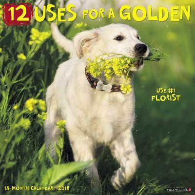 12 Uses for a Golden 2018 Calendar