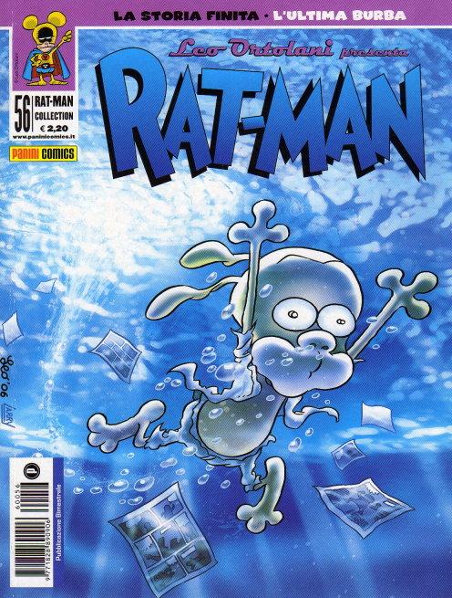Rat-Man Collection n.56
