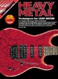 Heavy Metal Techniques for Lead Guitar