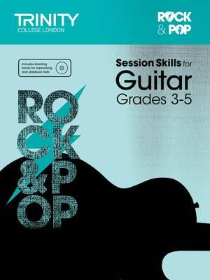 Session Skills for Guitar Grades 3-5