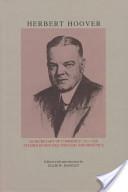 Herbert Hoover as Secretary of Commerce