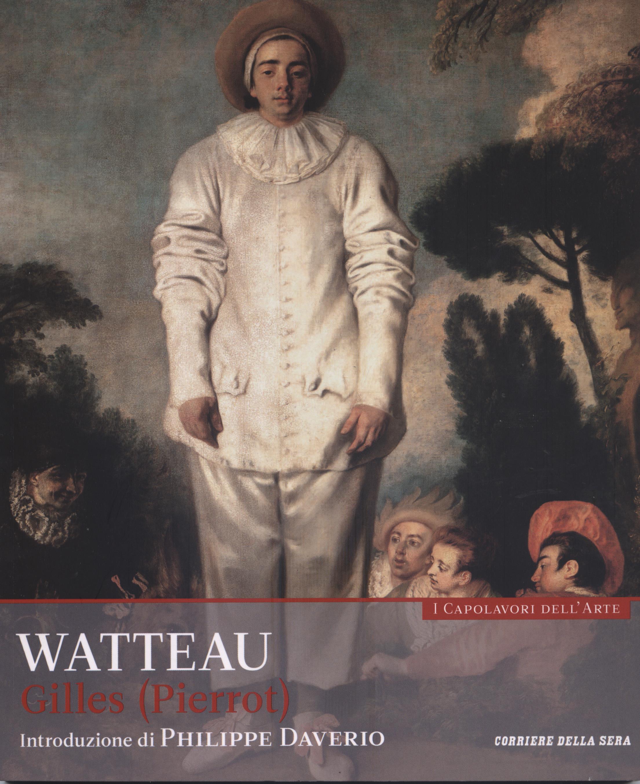 Watteau - Gilles (Pi...