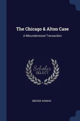 The Chicago & Alton Case