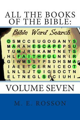 All the Books of the Bible - Bible Word Search