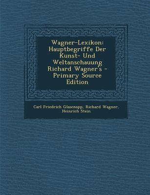 Wagner-Lexikon