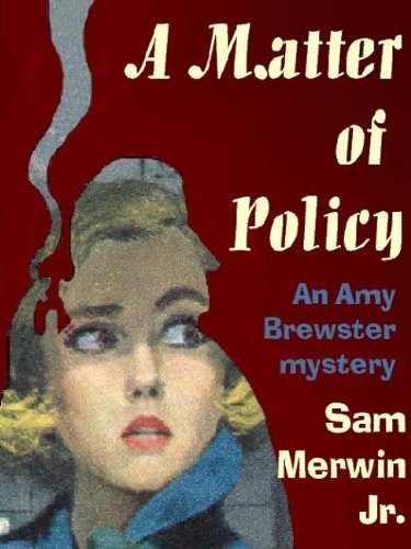 A Matter of Policy