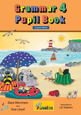 Grammar 4 Pupil Book...