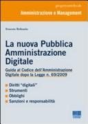 La nuova pubblica amministrazione digitale
