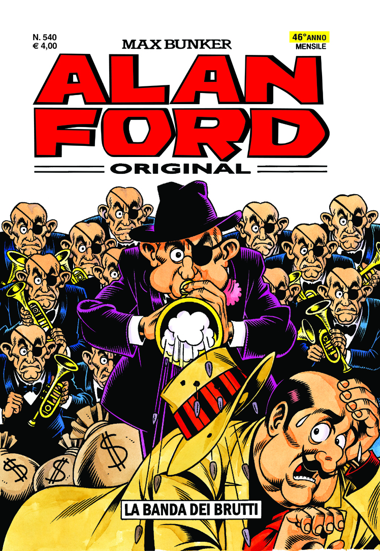 Alan Ford n. 540
