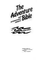 The Adventure Bible - New International Version