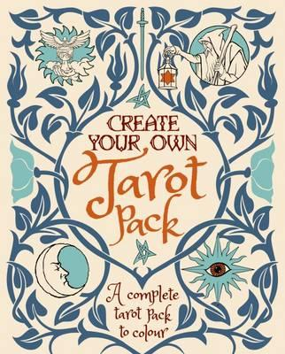 Create Your Own Tarot Pack (Colouring Books)