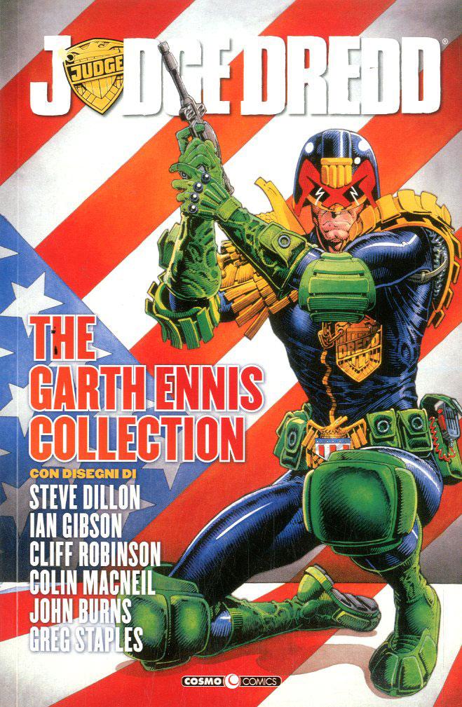 Judge Dredd - The Garth Ennis collection Vol. 1