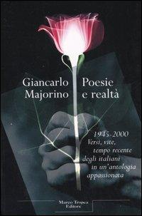 Poesie e realtà 1945-2000