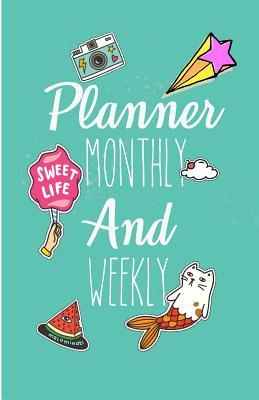 Planner monthly and ...