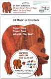 Brown Bear, Brown Bear, What Do You See? Book & CD set