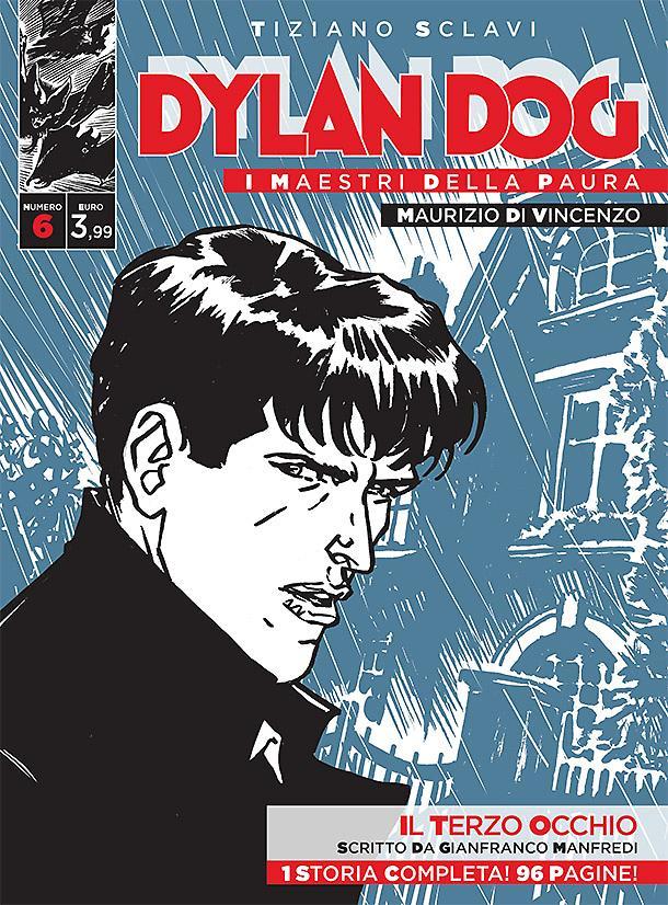 Dylan Dog - I maestr...