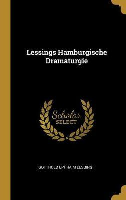 Lessings Hamburgische Dramaturgie