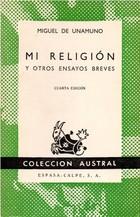 Mi religión y otros ensayos breves