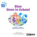 Blue goes to school