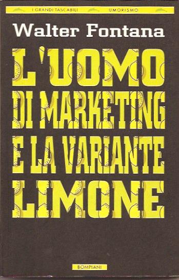 L' uomo di marketing...