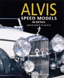 Alvis Speed Models 1932-1940