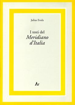 I testi del Meridiano d'Italia